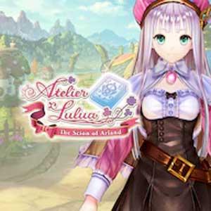 Atelier Lulua The Scion of Arland Lulua's Outfit Mom's Favorite