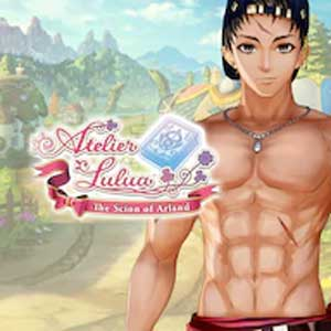 Atelier Lulua The Scion of Arland Niko's Swimsuit Capped Captain