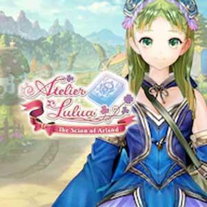 Atelier Lulua The Scion of Arland Piana's Outfit Ultimate Savior