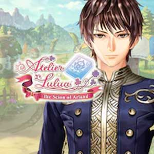 Atelier Lulua The Scion of Arland Sterk's Outfit Regal Butler