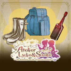 Atelier Lydie and Suelle Adventurers' Tales