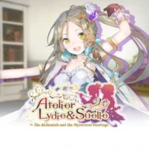Atelier Lydie and Suelle New Outfit for Firis Teacher's Favorite