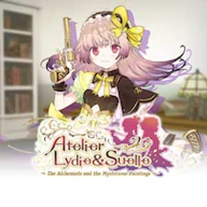 Atelier Lydie and Suelle New Outfit for Suelle Active Lovely