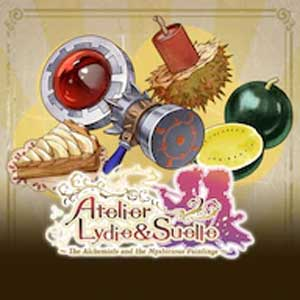 Atelier Lydie and Suelle Secret Synthesis Research Journal