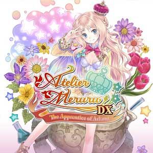 Atelier Meruru The Apprentice of Arland DX