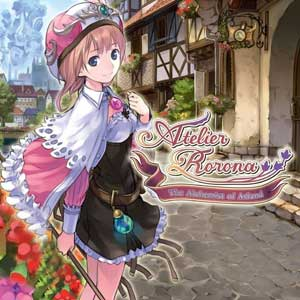 Buy Atelier Rorona Plus The Alchemist of Arland PS3 Game Code Compare Prices