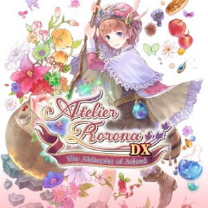 Buy Atelier Rorona The Alchemist of Arland DX PS4 Compare Prices