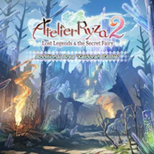 Atelier Ryza 2 Additional Area Keldorah Castle