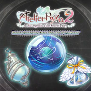 Atelier Ryza 2 Recipe Expansion Pack The Art of Synthesis