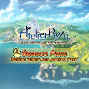 Atelier Ryza Season Pass Kurken Island Jam-packed Pass