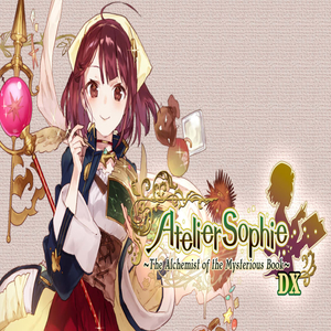 Atelier Sophie The Alchemist of the Mysterious Book DX
