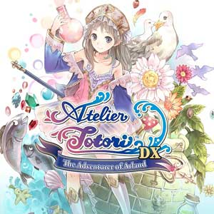 Buy Atelier Totori The Adventurer of Arland DX CD Key Compare Prices