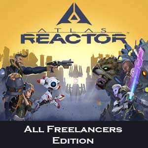 Buy Atlas Reactor All Freelancers Edition CD Key Compare Prices