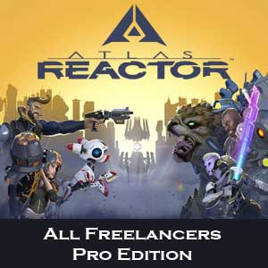 Atlas Reactor All Freelancers Pro Edition