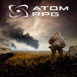 ATOM RPG Post-apocalyptic indie game