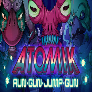 Buy Atomik RunGunJumpGun CD Key Compare Prices
