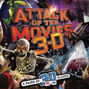 Buy Attack of the Movies 3D Xbox 360 Code Compare Prices