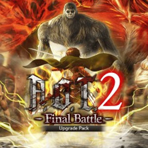 Buy Attack on Titan 2 Final Battle Upgrade Pack PS4 Compare Prices