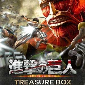 Attack on Titan Treasure Box