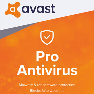 AVAST Pro Antivirus 2020
