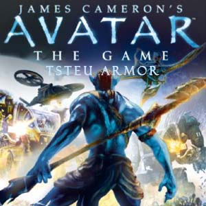 Avatar The Game Tsteu Armor