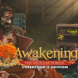 Awakening The Redleaf Forest