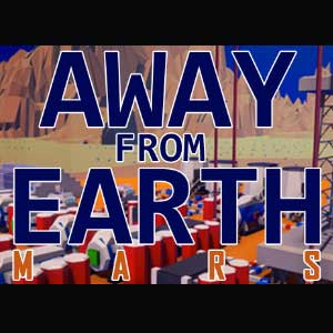 Away From Earth Mars