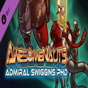 Awesomenauts Admiral Swiggins PHD