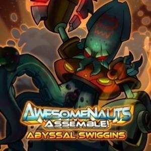 Awesomenauts Assemble Abyssal Swiggins Skin