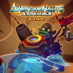 Buy Awesomenauts Assemble Ahrpl Skin PS4 Compare Prices