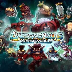 AwesomeNauts Assemble