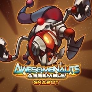 Awesomenauts Assemble Gnabot Skin