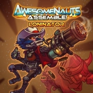 Buy Awesomenauts Assemble  Loninator Skin PS4 Compare Prices