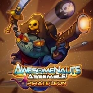 Awesomenauts Assemble Pirate Leon Skin