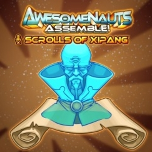 Awesomenauts Assemble Scrolls of Xipang Announcer