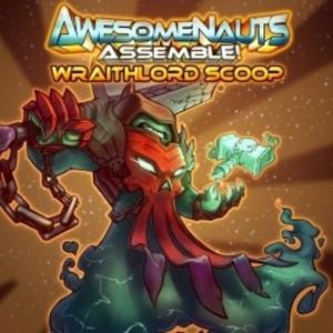 Awesomenauts Assemble Wraithlord Scoop Skin