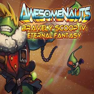Awesomenauts Bravely Scoop 4 Eternal Fantasy Skin
