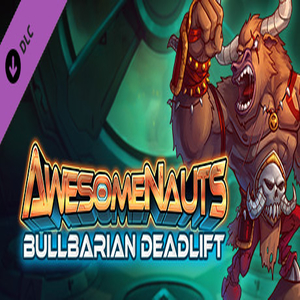 Buy Awesomenauts Bullbarian Deadlift Skin CD Key Compare Prices