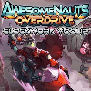 Awesomenauts Clockwork Yoolip Skin