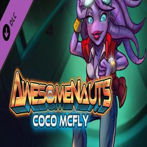 Awesomenauts Coco McFly