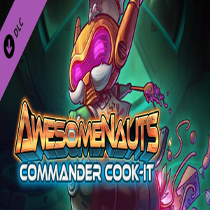 Awesomenauts Commander Cook It Skin
