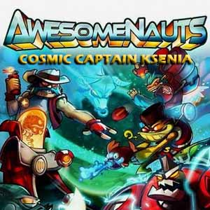 Awesomenauts Cosmic Captain Ksenia Skin