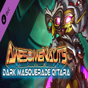 Awesomenauts Dark Masquerade Qi Tara Skin