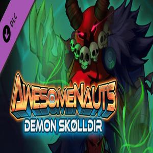 Awesomenauts Demon Skolldir