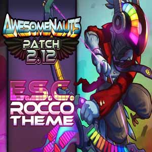 Buy Awesomenauts Electronic Supersonic Cybertronic Rocco Skin CD Key Compare Prices