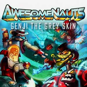 Awesomenauts Genji the Grey Skin