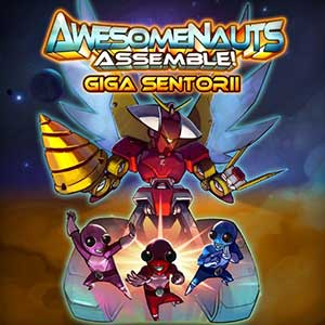 Buy Awesomenauts Giga Sentorii Skin CD Key Compare Prices