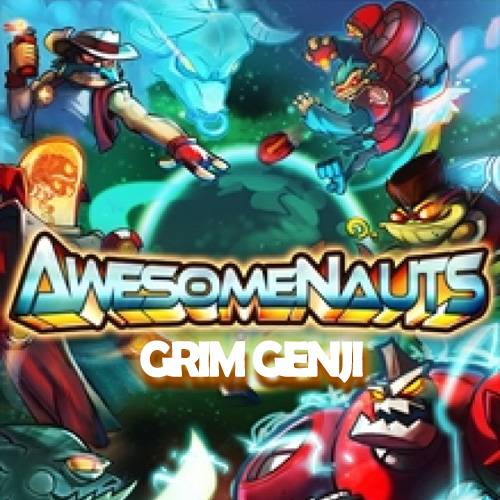 Buy Awesomenauts Grim Genji CD Key Compare Prices