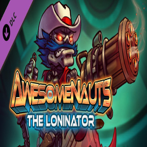 Awesomenauts Loninator Skin