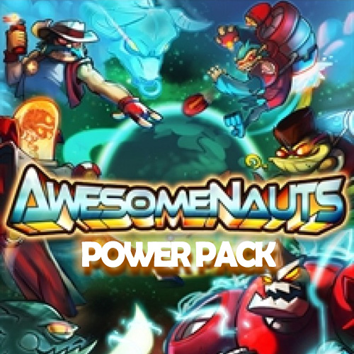 Awesomenauts Power Pack